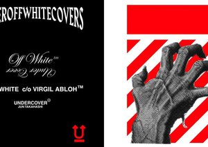 Take a first look at the Off-White x Undercover collection