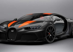 The Bugatti Chiron Super Sport 300+ is a $4 million, 300 mph beast