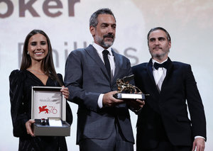 Jaeger-LeCoultre recognised the winners  of the Venice Film Festival