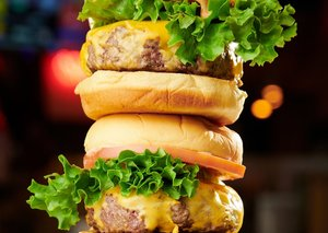 Black Tap launches new  National Cheeseburger Day challenge