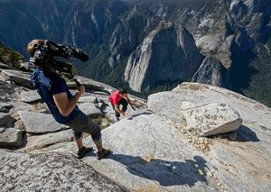 Documentary 'Free Solo' wins seven Emmy Awards
