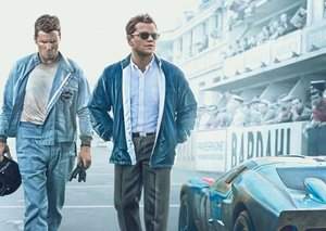 Watch Ford v Ferrari latest trailer