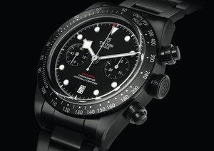 Tudor unveils $6,000 all-black chronograph celebrating New Zealand rugby team