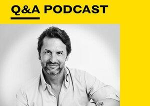 Esquire Q&A: Max Büsser on the rocky road of entrepreneurship