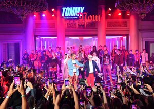 TommyXLewis launched at Milan Fashion Week