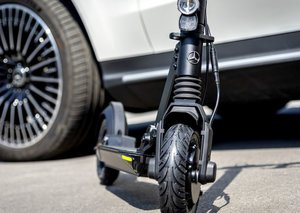 Mercedes-Benz now wants in on the e-scooter revolution