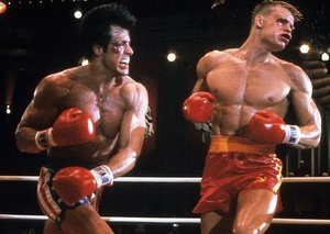 A Rocky vs. Drago fight scene was cut from Creed 2 and Sylvester Stallone was not happy