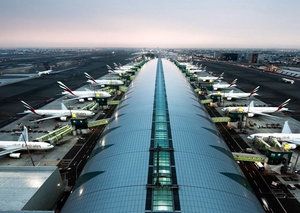 Suspected drone forced Dubai International Airport to close briefly