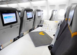 Passengers on final Thomas Cook flight tip staff thousands of dollars