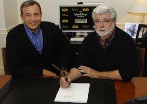 George Lucas felt betrayed by Disney's Star Wars plans
