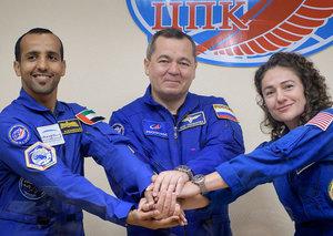 UAE astronaut Hazzaa al-Mansoori to set off on history-making space voyage today