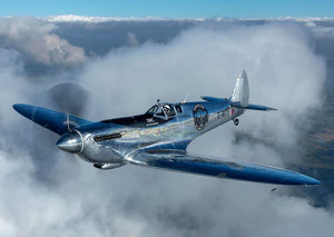 New Video: The launch of IWC Silver Spitfire world's longest flight