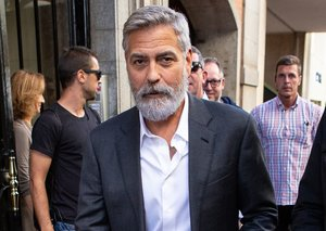 How to grow your own George Clooney beard