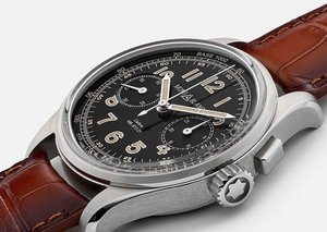 The $30,000 Montblanc watch that comes with a trip to Switzerland