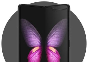 The Samsung Galaxy Fold is a ridiculous device. But it's so cool