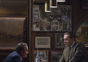 The Irishman is much, much more than a Martin Scorsese mob epic