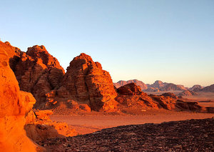 This desert in the Middle East is in all your favourite films