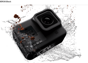 The new GoPro is here and has a dual-lens with front facing screen