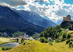 Going Graubünden: Switzerland's best-kept secret