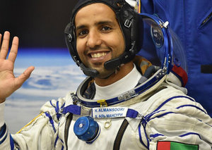 WATCH: First Emirati astronaut Hazza Al Mansouri return home today
