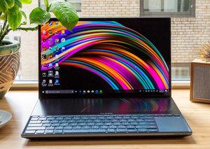 2-screens Asus ZenBook Pro Duo Review