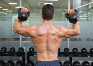 Build up a stronger back with this 4-week kettlebell workout