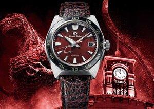 Grand Seiko celebrate 65th anniversary of Godzilla with a $12,500 watch