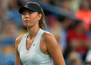 Five-time Grand Slam champion Maria Sharapova will play in Abu Dhabi