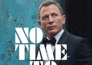 First look at Daniel Craig's James Bond in No Time To Die's official poster