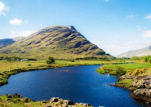 Going beyond the rustic charm of Connemara, Ireland