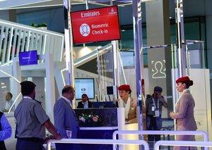 Dubai Airport will no longer require passports, boarding passes