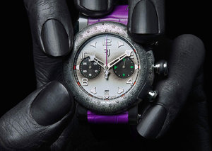 RJ creates $18,000 comic book Joker inspired watch