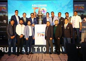 T10 cricket heads to Abu Dhabi this November