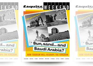 Sun, sand... and Saudi Arabia?