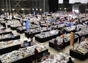 The UAE's biggest book sale starts today
