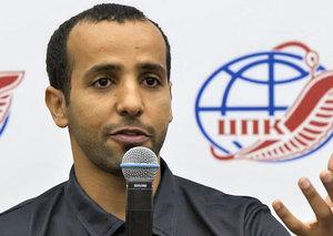 Hazza Al Mansouri promises to help teach future Emirati astronauts