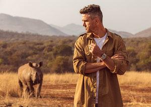Hublot wants to help save the rhino