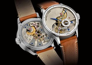 The hand-made Greubel Forsey watch that takes 6,000 hours to complete