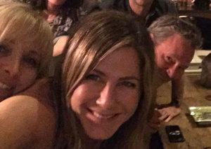 Jennifer Aniston joined Instagram, and then it crashed