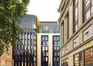 London's Leicester Square is getting its first 'super boutique' hotel