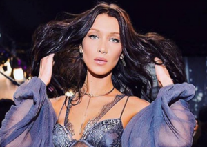 Bella Hadid was just voted the most beautiful woman in the world