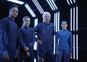 Virgin Galactic partners with Under Armour to unveil 'Spacewear' for commercial astronauts