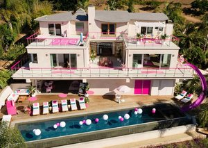 Airbnb now gives you the chance to stay in Barbie's Dreamhouse mansion