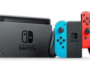 The immense success of the Nintendo Switch visualised