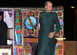 Can We Talk About Prince William's Sherwani?