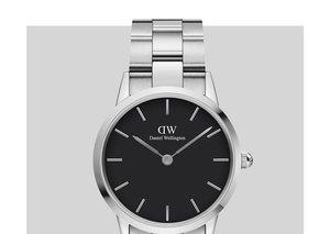Daniel Wellington releases its first metal-link watch