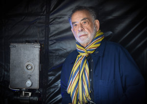 What's Francis Ford Coppola got against Marvel movies, anyway?