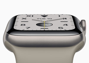 New Video: Apple Watch Series 5: The Esquire Review