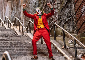 The stairs from 'Joker' have become a tourist attraction
