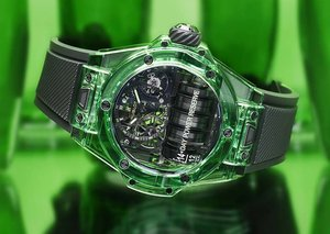 Hublot creates $127,000 watch using same materials found in satellites